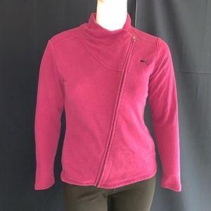 Puma Knit Mota Zip Up Sweatshirt